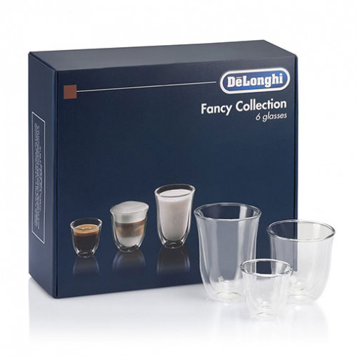Copos Delonghi Fancy Collection